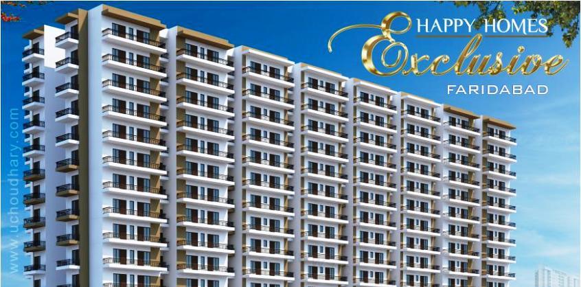 Adore Happy Homes Exclusive Sector 86 Faridabad