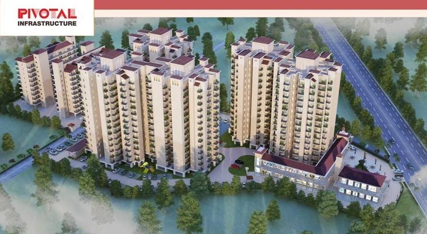 Pivotal Paradise Sector 62 Gurgaon