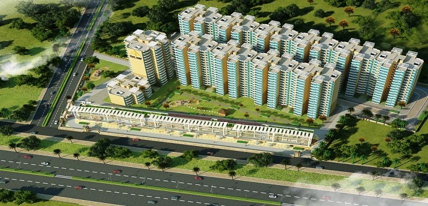 Pyramid Urban 67A Sector 67A Gurgaon