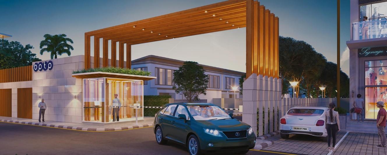 BPTP District Affordable Plots Faridabad