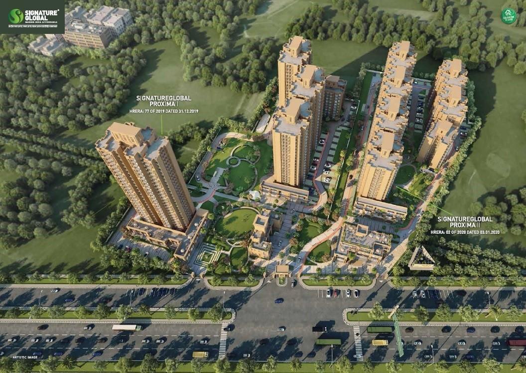 Signature Global Proxima Sector 89 Gurgaon